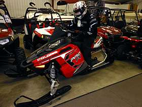 Quam's New and Used Snowmobile
